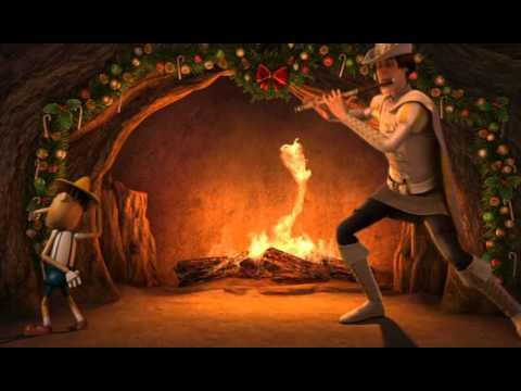 Corto navideño de Shrek