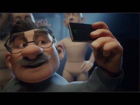 La historia de Justino, publicidad en forma de cortometraje animado de Navidad